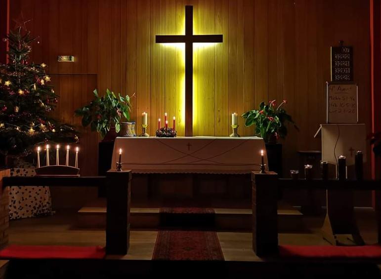 EGLISE EVANGELIQUE LUTHERIENNE SAINT PIERRE CHÂTENAY/LE PLESSIS
